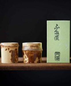 Tango Tanimura Futaoki Shimitake Bamboo Box